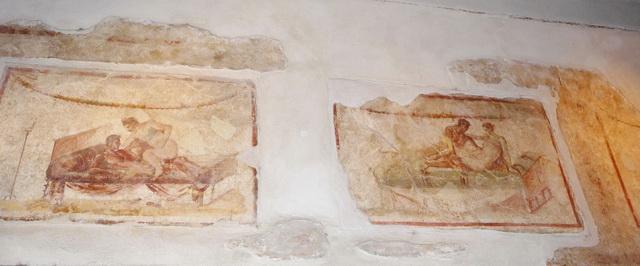 Une grand bond dans l'histoire en Italie Pompei39
