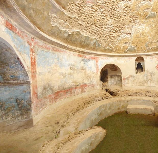 Une grand bond dans l'histoire en Italie Pompei41