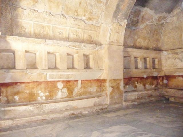 Une grand bond dans l'histoire en Italie Pompei42