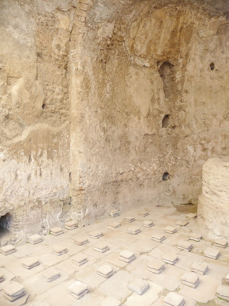 Une grand bond dans l'histoire en Italie Pompei43