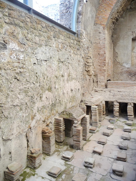 Une grand bond dans l'histoire en Italie Pompei44