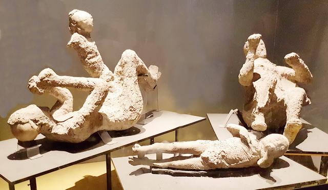 Une grand bond dans l'histoire en Italie Pompei49