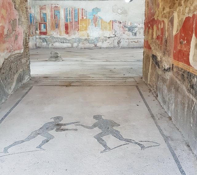 Une grand bond dans l'histoire en Italie Pompei56