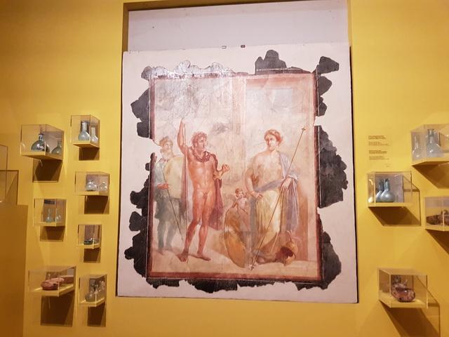 Une grand bond dans l'histoire en Italie Pompei68