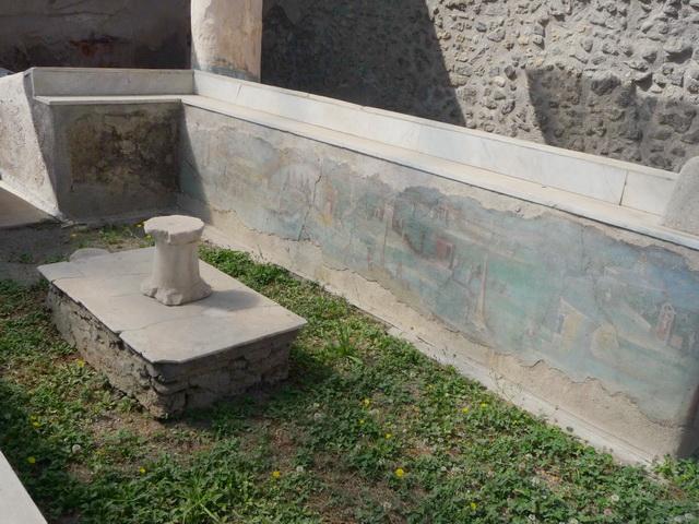 Une grand bond dans l'histoire en Italie Pompei79