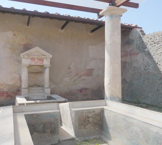 Une grand bond dans l'histoire en Italie Pompei80