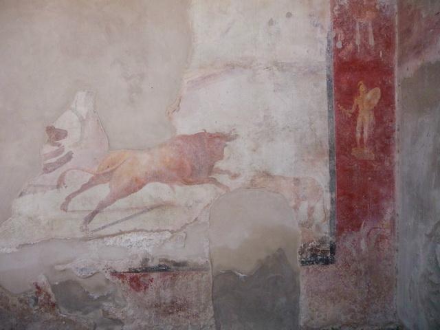 Une grand bond dans l'histoire en Italie Pompei81