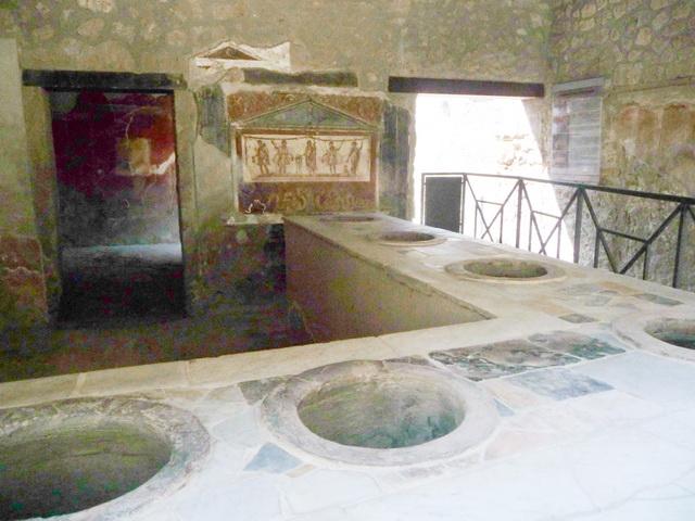 Une grand bond dans l'histoire en Italie Pompei88