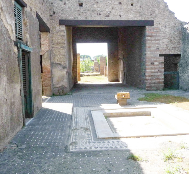 Une grand bond dans l'histoire en Italie Pompei89