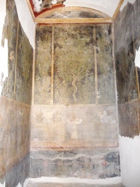 Une grand bond dans l'histoire en Italie Pompei91