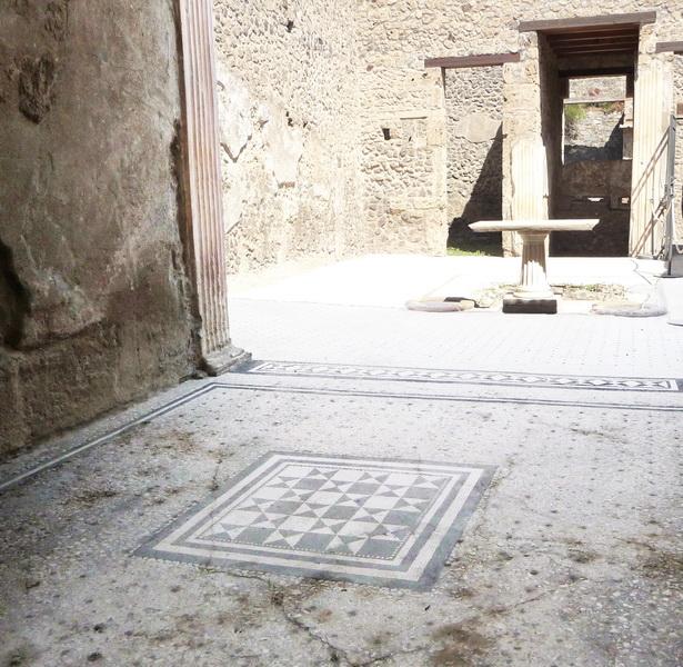 Une grand bond dans l'histoire en Italie Pompei92
