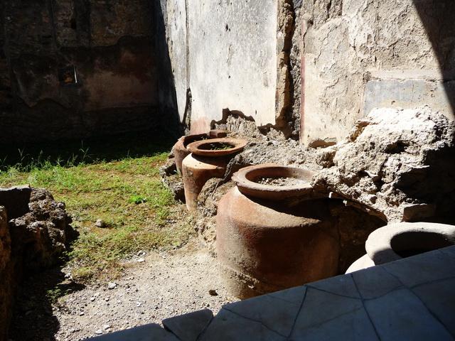 Une grand bond dans l'histoire en Italie Pompei93