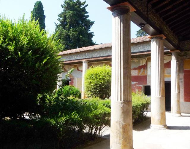 Une grand bond dans l'histoire en Italie Pompei95