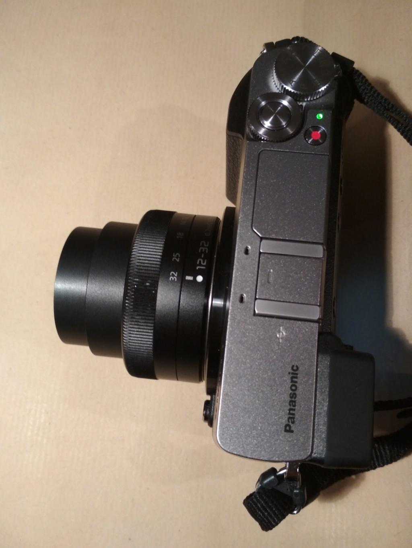 GX80 souci d'objectif 15397910