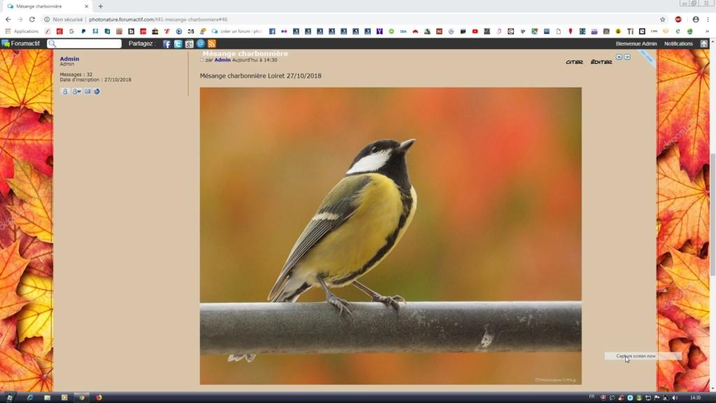 [tuto]Poster un sujet avec photos sur le forum. Forumc23