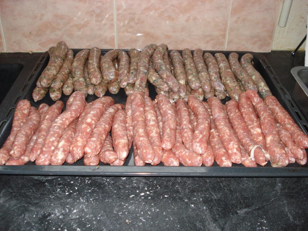 saucisses et merguez Oignon10