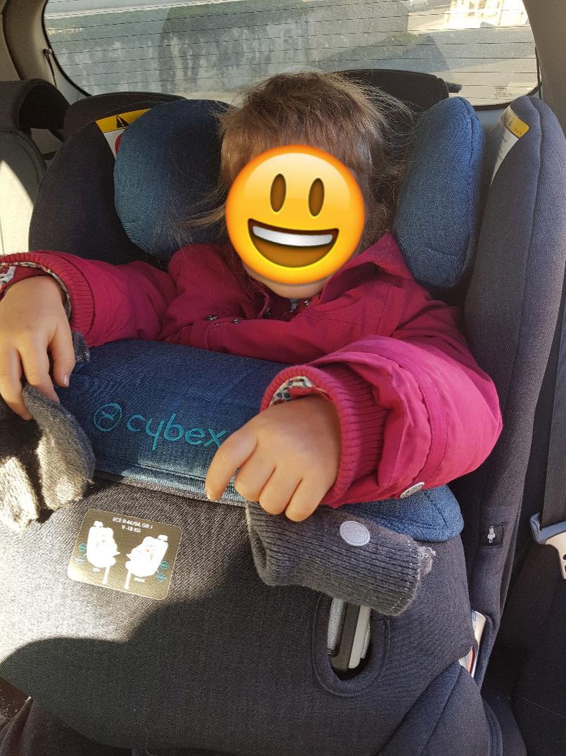 Siege pour enfant de 3 ans avec faible poids  20181211