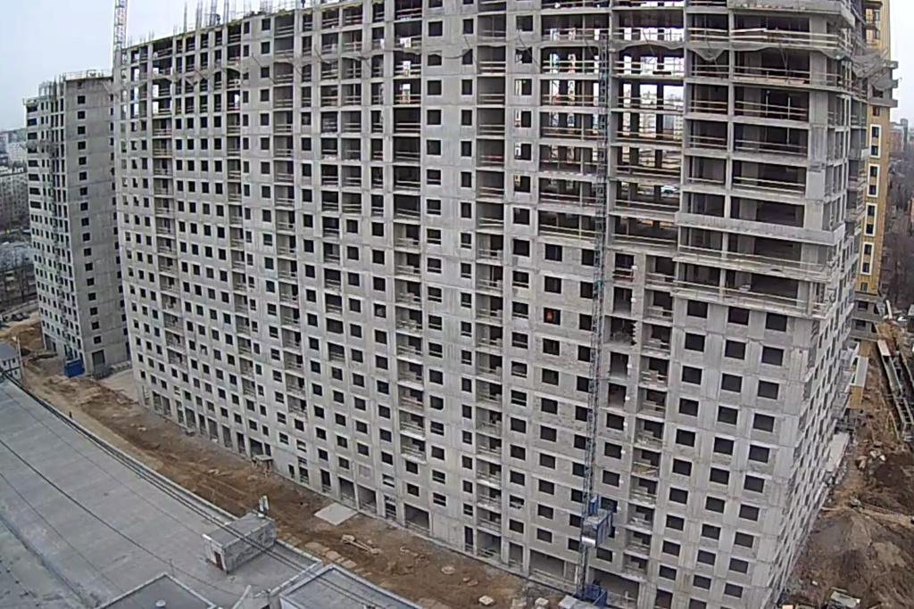 """Веб-камеры на площадке строительства ЖК """"Нормандия"""" - Страница 12 22210"""