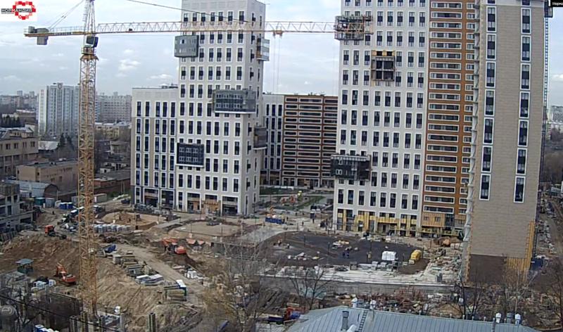 Строительство ЖК Нормандия - Страница 34 3313