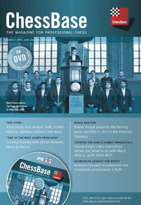 ChessBase Magazine 188 download link 1881010