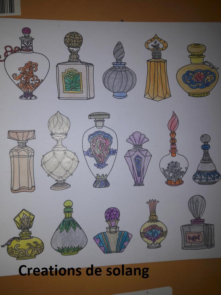 Mes coloriages (et dessins) - Page 3 20190217