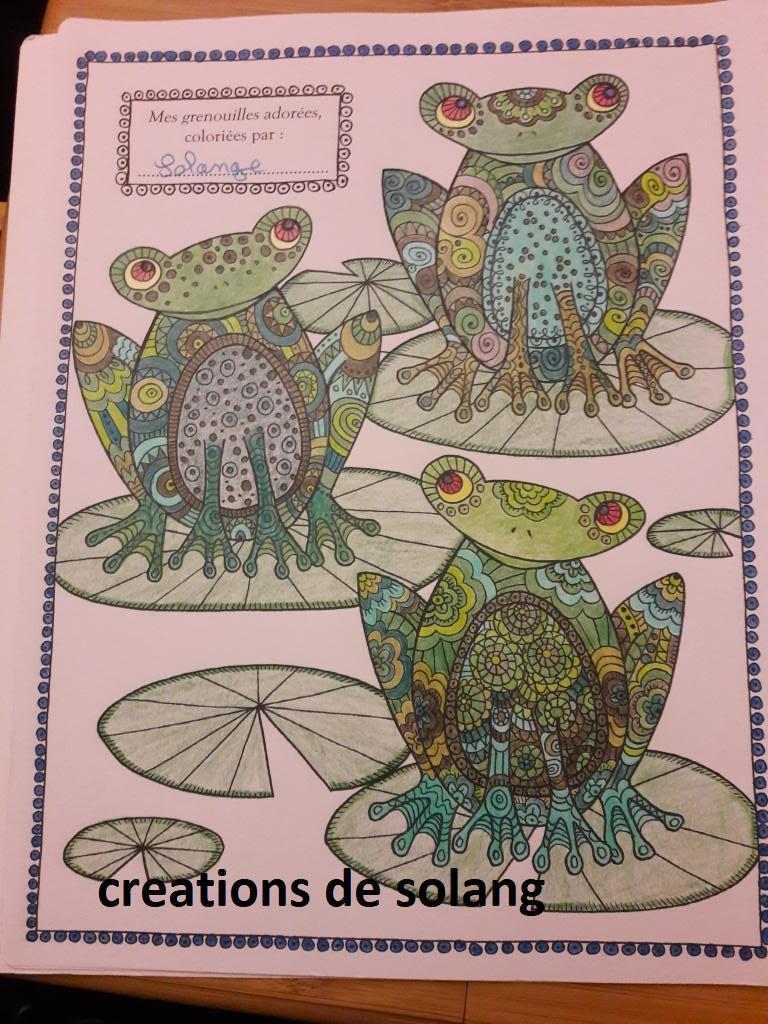 Mes coloriages (et dessins) - Page 3 20190318