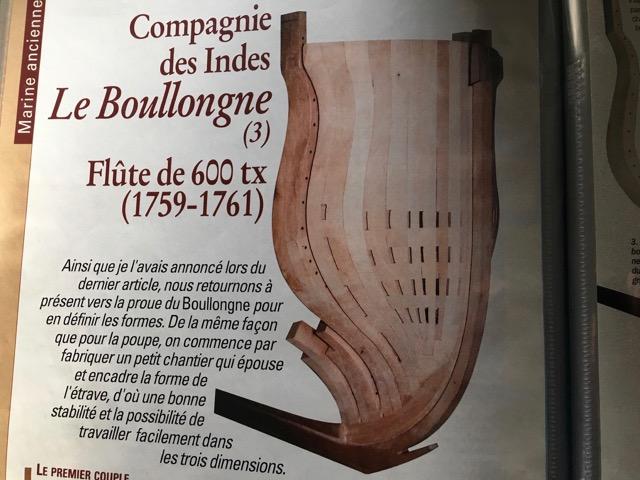 La Belle 1:36  Allonges d'ecubier  - Page 4 Img_0122