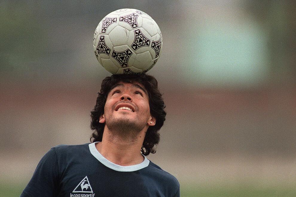 Diego Armando Maradona, el último adiós. Diego10