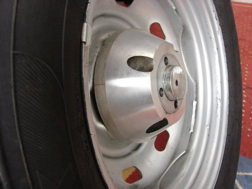 Rear wheel adaptor Image011