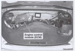 Calculateur moteur Captur10