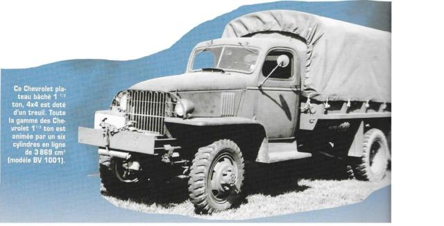 Véhicules US WW2 peu répandus - Page 4 Chevro10