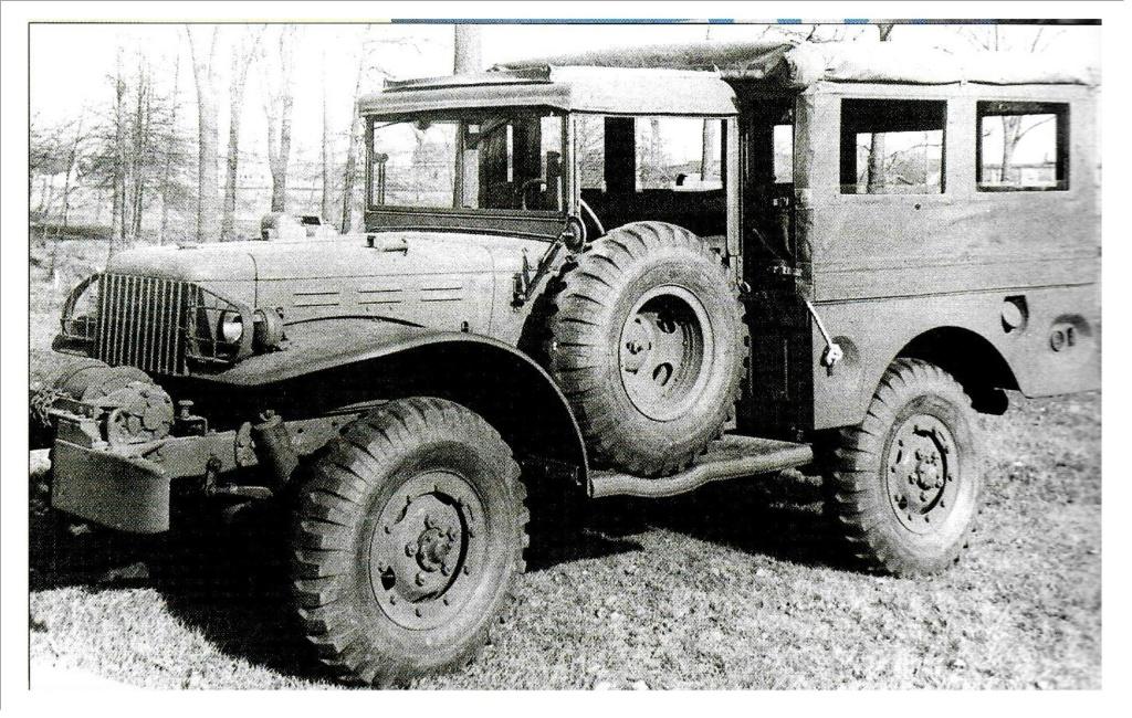 Véhicules US WW2 peu répandus - Page 4 Dodge_10