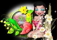 ►Les Fêtes avec PhotoFiltre Studio Fleur_10