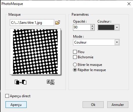 Créer un masque avec le filtre VM instant art. Maque_10