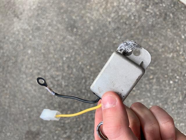 Problème Éléctricité DTMX 1978 Image310