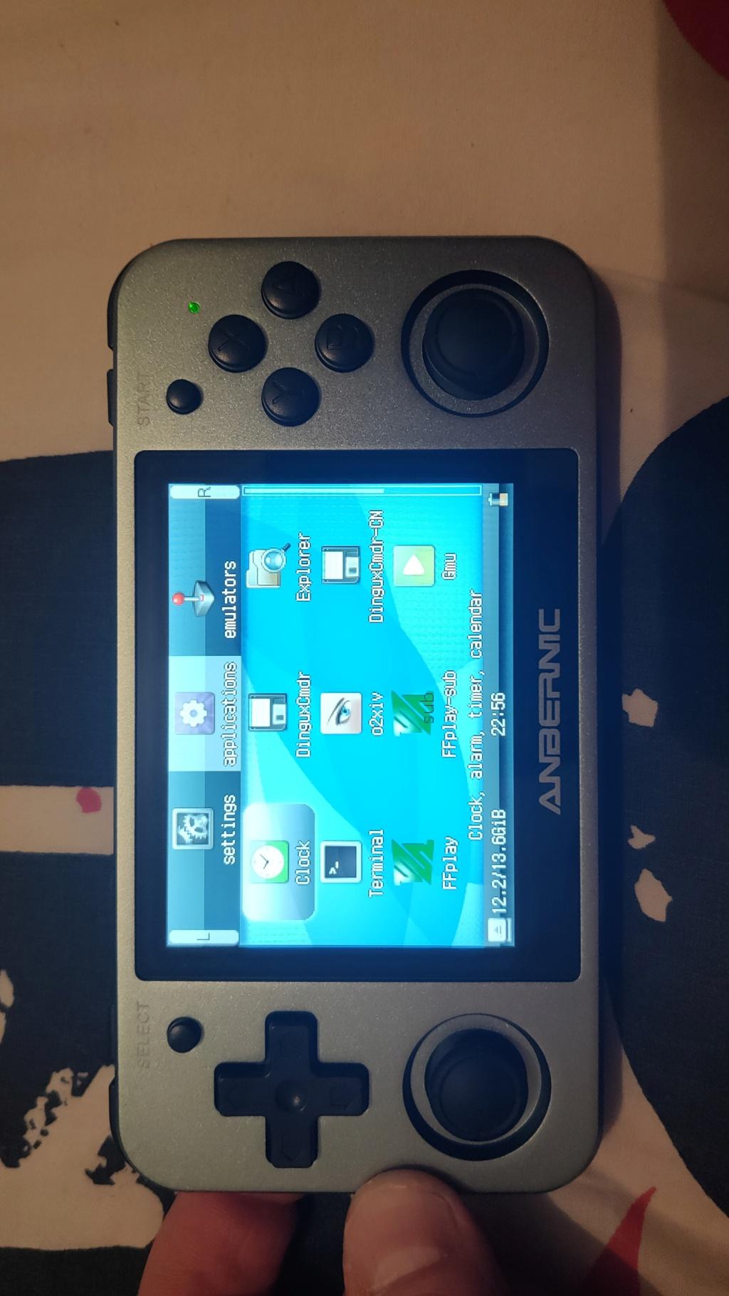 a vendre plusieur consoles Img20212