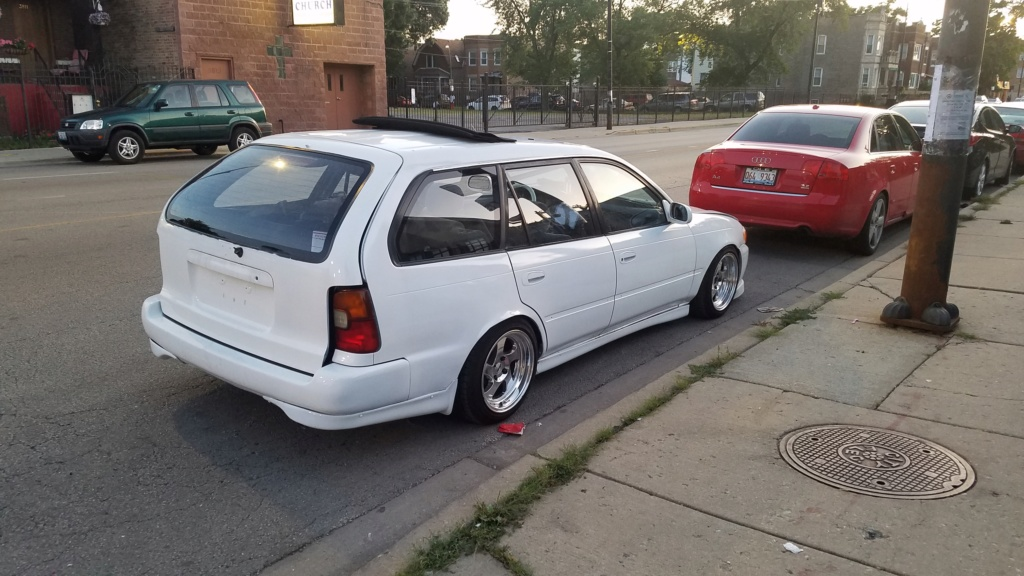 1993 corolla wagon chicago il  20190812