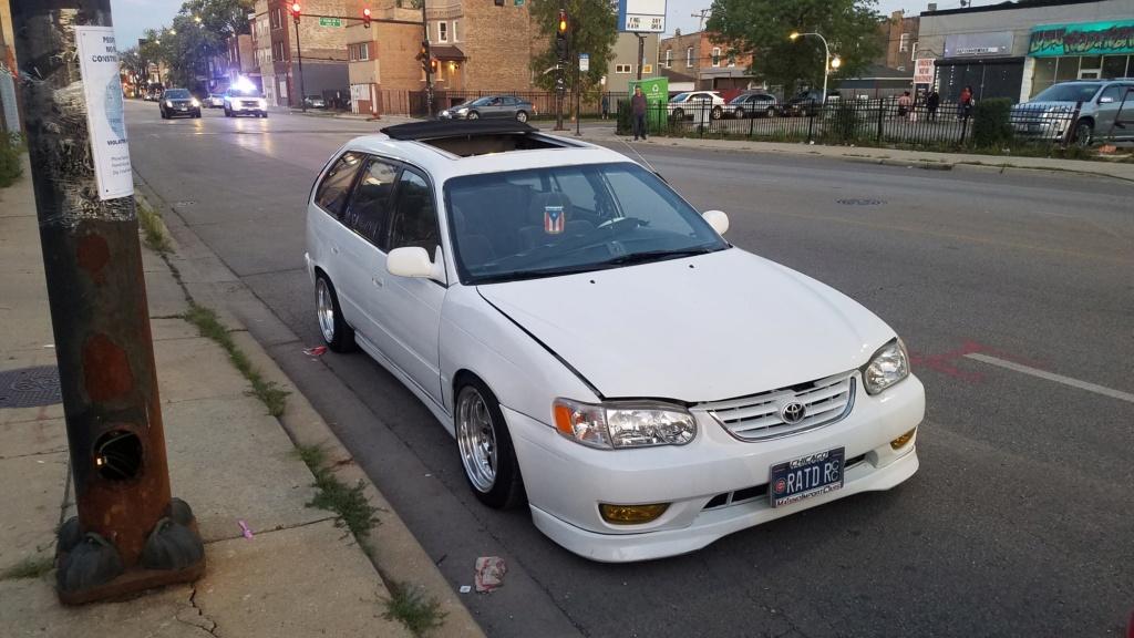 1993 corolla wagon chicago il  20190813