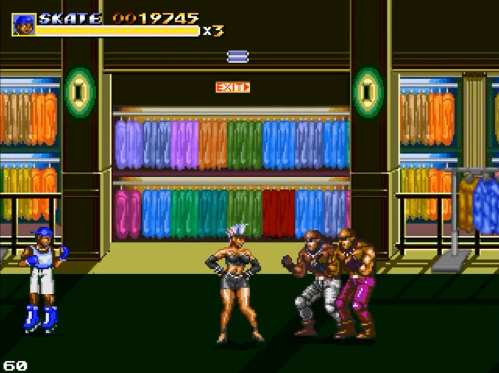 Streets of Rage: DC Infiltrators Screen12