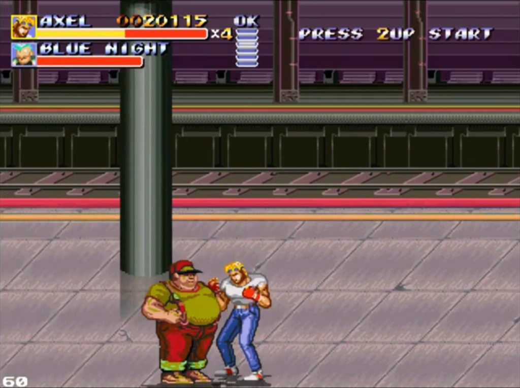 Streets of Rage: DC Infiltrators Screen14