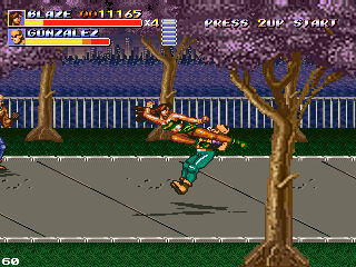 Streets of Rage DC Snapsh15