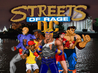 Streets of Rage: DC Infiltrators Title11