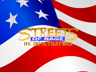 Streets of Rage: DC Infiltrators Title12
