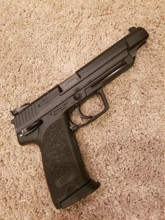What's your favorite non-1911 semi auto CF pistol? 20191114