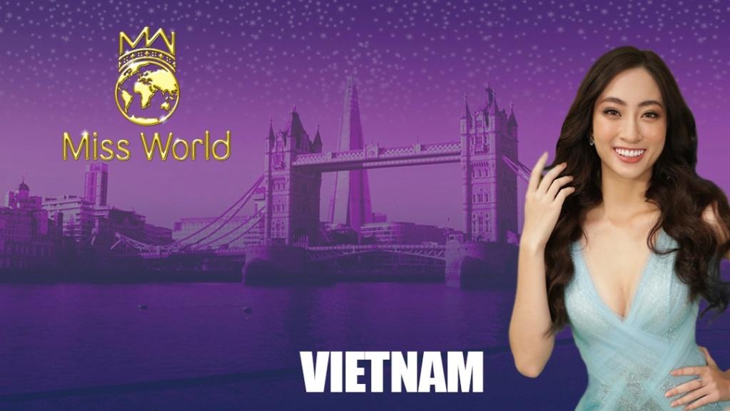 Round 36th : Miss World 2019 1130