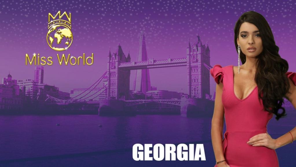 Round 36th : Miss World 2019 1224