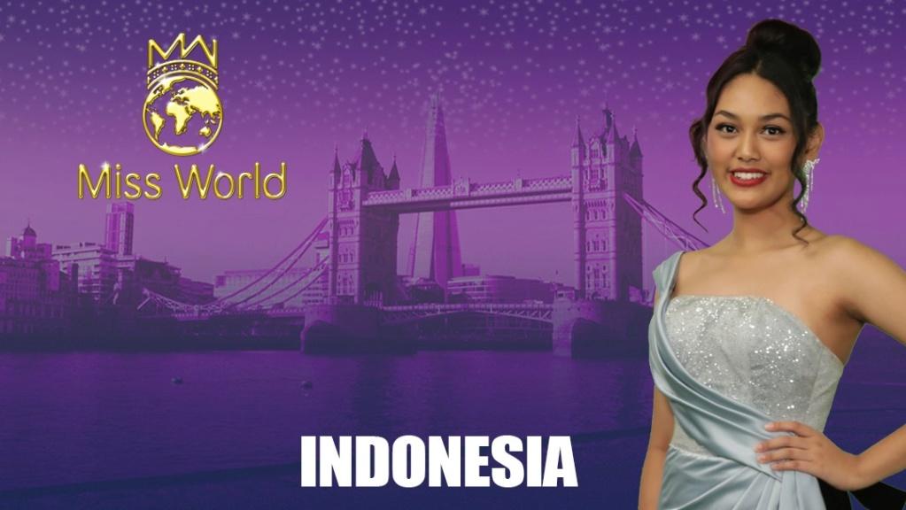 Round 36th : Miss World 2019 1421