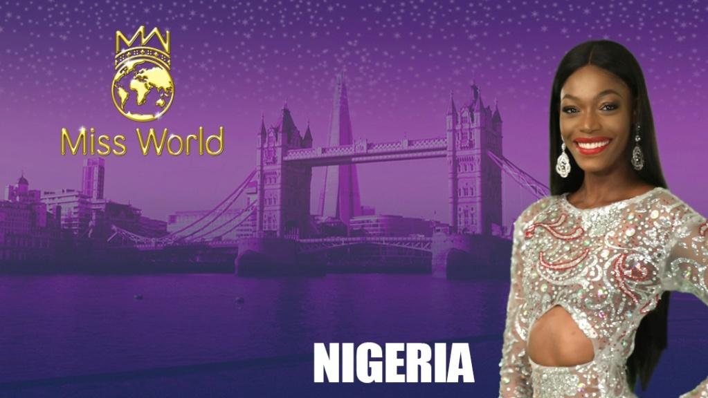 Round 36th : Miss World 2019 276