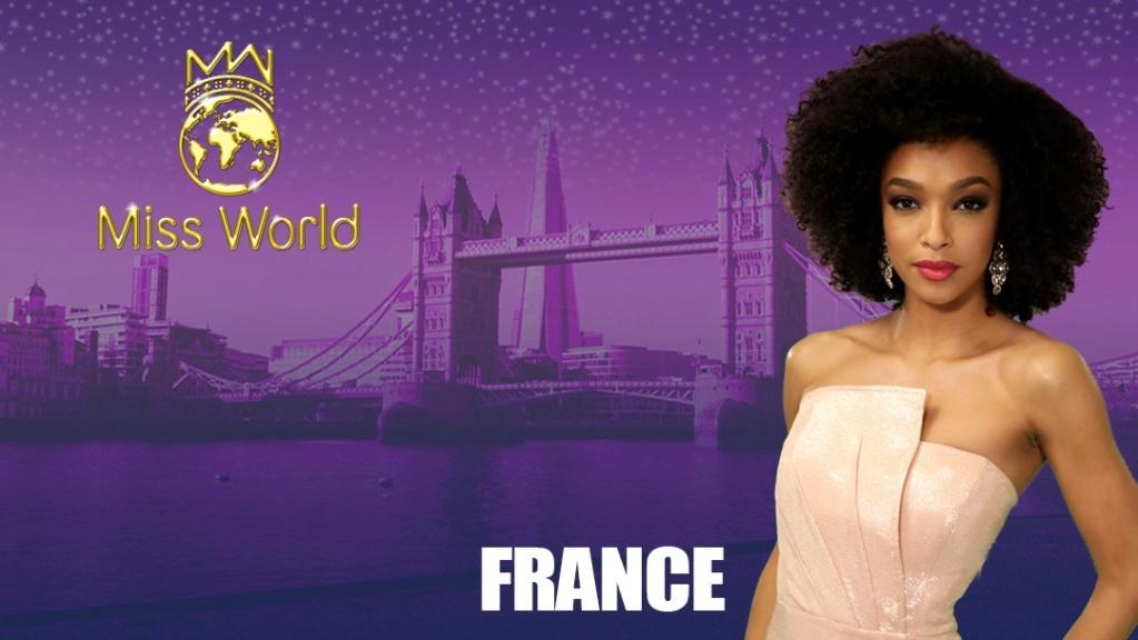 Round 36th : Miss World 2019 372