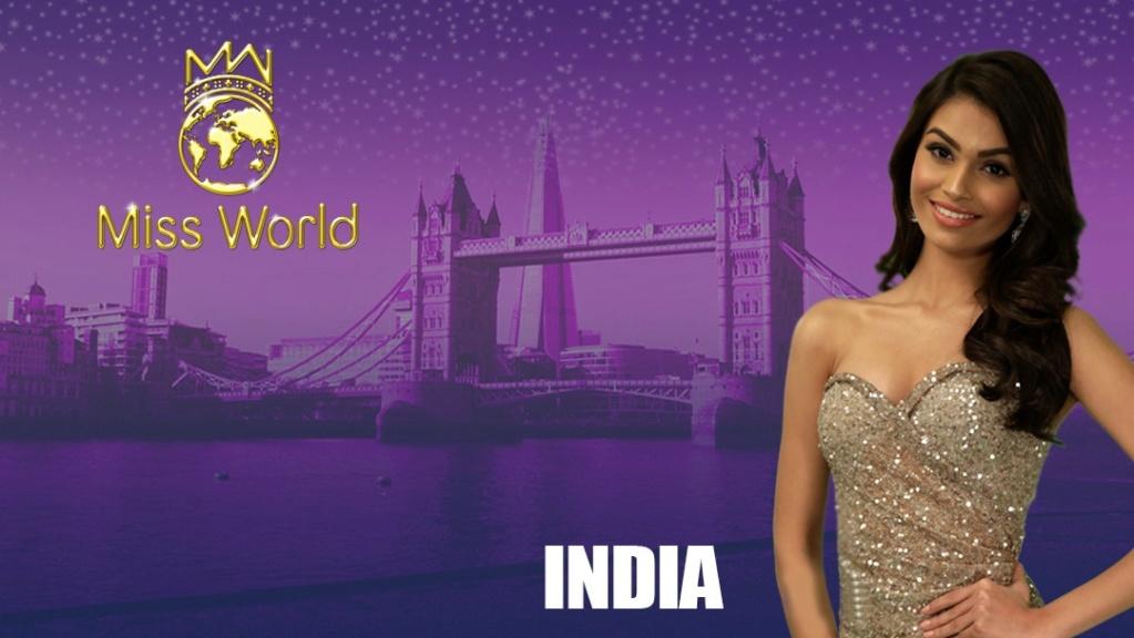 Round 36th : Miss World 2019 466